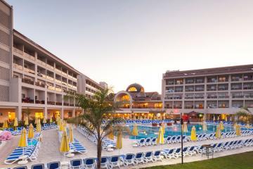 Отель Seher Sun Palace Resort & Spa Турция, Эвренсеки, фото 1