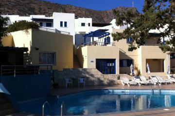 Отель Esperides Resort & Spa Греция, о. Крит-Ираклион, фото 1