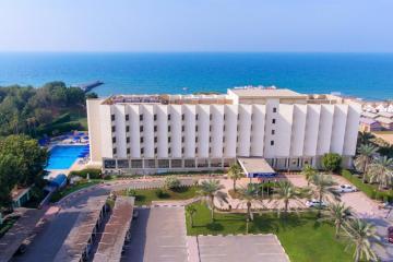 Отель BM Beach Hotel ОАЭ, Рас Аль Хайма, фото 1