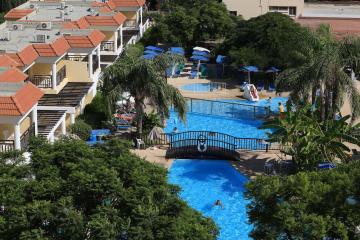 Отель Jacaranda Hotel Apartments Кипр, Протарас, фото 1