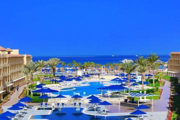 Отель Albatros Beach Club Египет, Сома Бей, фото 1