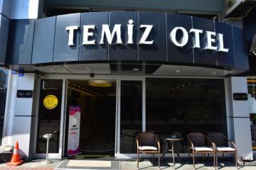 Отель Temiz Otel Турция, Алания, фото 1