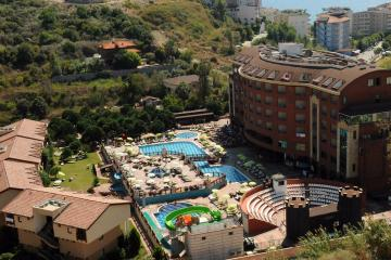 Отель Noxinn Club Hotel Турция, Конаклы, фото 1