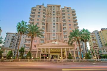 Отель Antalya Adonis Турция, Анталия, фото 1