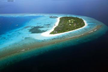 Отель Coco Palm Dhuni Kolhu Мальдивы, Баа Атолл, фото 1