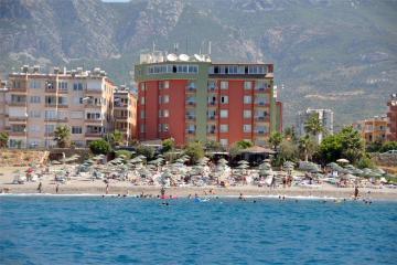 Отель Club Hotel Alpina Турция, Махмутлар, фото 1