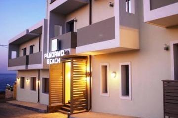 Отель Panormo Beach Hotel Греция, о. Крит-Ретимно, фото 1