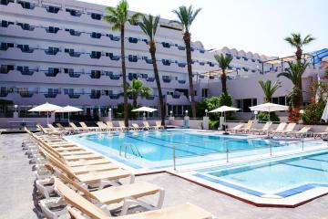 Отель Sousse City & Beach Hotel Тунис, Сусс, фото 1