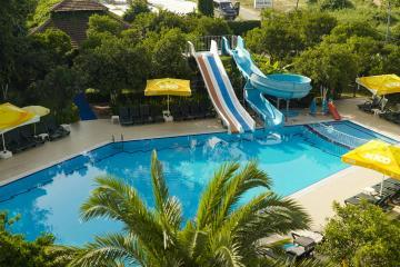 Отель Ruza Beach Hotel Турция, Бельдиби, фото 1