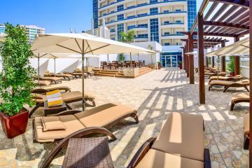 Отель Golden Sands Hotel Sharjah ОАЭ, Шарджа, фото 1