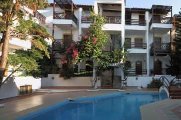Отель Rena Apartments Греция, о. Крит-Ираклион, фото 1