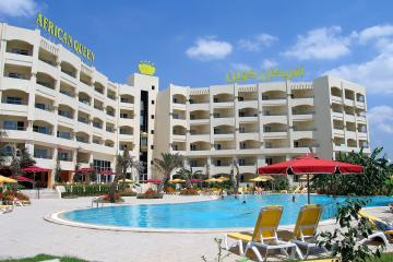 Отель African Queen Тунис, Хаммамет, фото 1