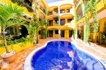 Отель Hacienda Del Caribe Мексика, п-ов Юкатан, фото 1