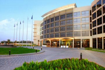 Отель Centro Sharjah ОАЭ, Шарджа, фото 1
