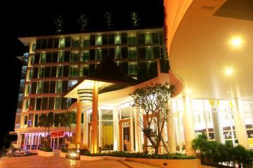 Отель Aiyara Grand Hotel Тайланд, На Джомтьен, фото 1