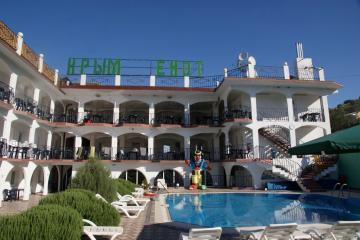 Отель Крым Енот Россия, Судак, фото 1