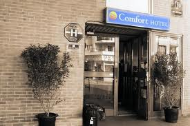 Отель Comfort Hotel Davout Nation Франция, Париж, фото 1