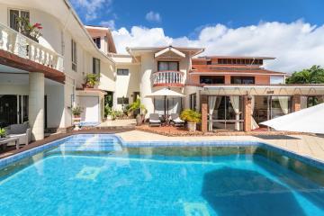 Отель Carana Hilltop Villa Сейшелы, о Маэ, фото 1