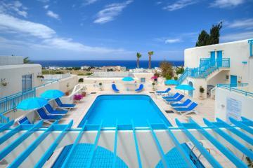 Отель Sunny Hill Hotel Apartments Кипр, Пафос, фото 1
