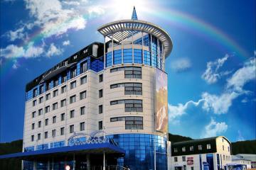 Отель Курортный отель Беловодье Россия, Белокуриха, фото 1