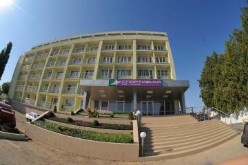 Отель Спортивная Россия, Симферополь, фото 1