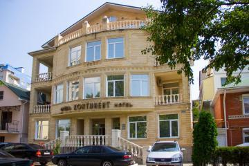 Отель Континент Россия, Анапа, фото 1