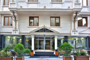 Отель Hotel Budo Турция, Стамбул, фото 1