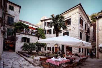 Отель Monte Cristo Черногория, Котор, фото 1