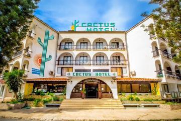 Отель Cactus Hotel Кипр, Ларнака, фото 1