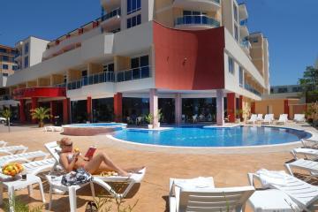 Отель Esperanto Болгария, Солнечный берег, фото 1