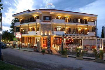 Отель Calypso Греция, Халкидики-Кассандра, фото 1
