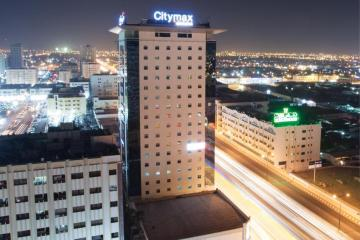 Отель Citymax Sharjah ОАЭ, Шарджа, фото 1