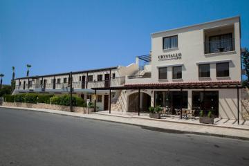 Отель Crystallo Apartments Кипр, Пафос, фото 1