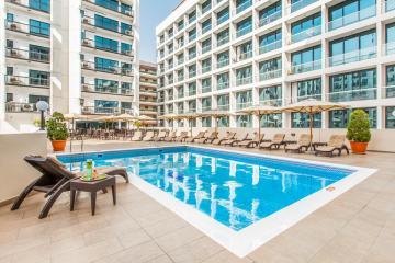 Отель Golden Sands 3 Hotel Apartments ОАЭ, Дубай, фото 1