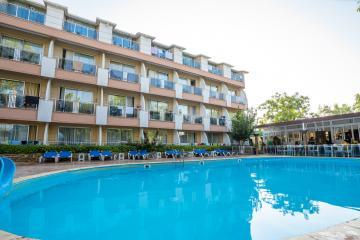 Отель Aperion Beach Hotel Турция, Кизилот, фото 1