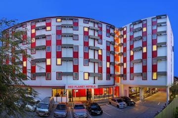 Отель Red Planet Pattaya Тайланд, Паттайя Север, фото 1