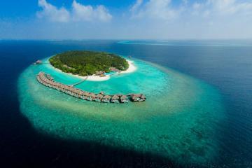 Отель Dusit Thani Maldives Мальдивы, Баа Атолл, фото 1