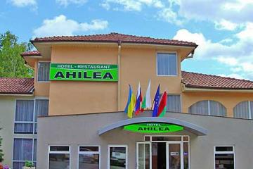 Отель Ahilea Болгария, Балчик, фото 1