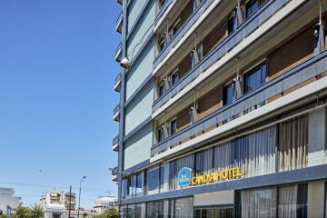 Отель Candia Hotel Греция, Афины, фото 1