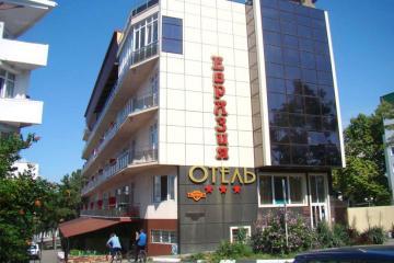 Отель Евразия Россия, Анапа, фото 1