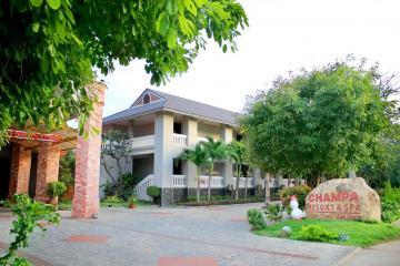 Отель Champa Resort & Spa Вьетнам, Фантьет, фото 1