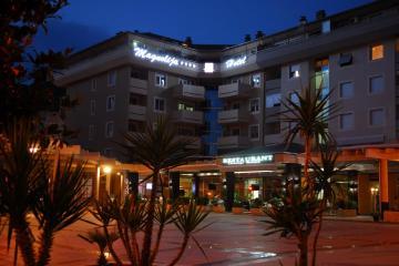 Отель Magnolia Черногория, Тиват, фото 1