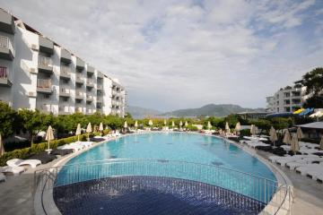 Отель Luna Beach Deluxe Hotel Турция, Мармарис, фото 1