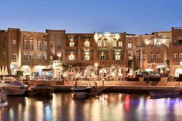 Отель Captain's Inn Египет, Эль Гуна, фото 1