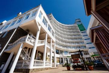 Отель Garden Hills 3* Россия, Сочи, фото 1