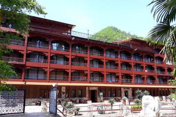 Отель Грифон Абхазия, Новый Афон, фото 1