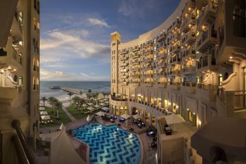 Отель Bahi Ajman Palace ОАЭ, Аджман, фото 1