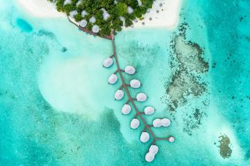 Отель Kihaa Maldives Мальдивы, Баа Атолл, фото 1