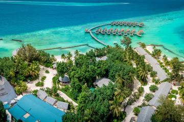 Отель Centara Ras Fushi Resort & Spa Maldives Мальдивы, Мале, фото 1