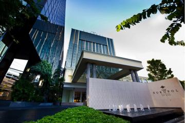 Отель The Sukosol Hotel Bangkok Тайланд, Бангкок, фото 1